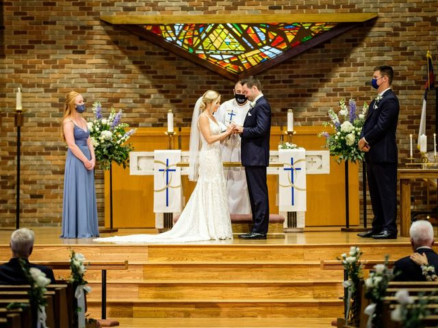Mitchell and Madison's Wedding in Itasca, Illinois 14