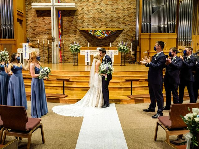 Mitchell and Madison's Wedding in Itasca, Illinois 15