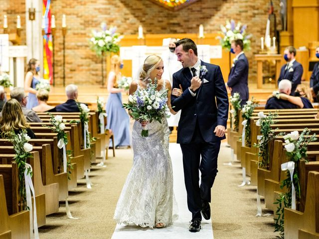Mitchell and Madison's Wedding in Itasca, Illinois 18