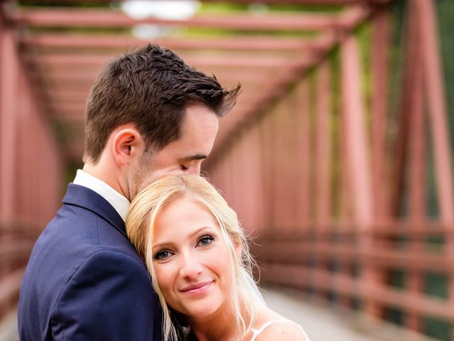Mitchell and Madison's Wedding in Itasca, Illinois 22