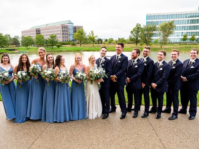 Mitchell and Madison's Wedding in Itasca, Illinois 32