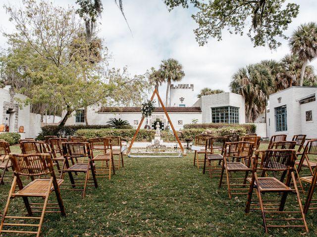 Clay and Julia's Wedding in Maitland, Florida 1