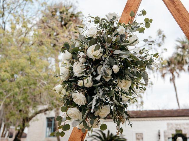 Clay and Julia's Wedding in Maitland, Florida 3