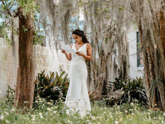 Clay and Julia's Wedding in Maitland, Florida 6