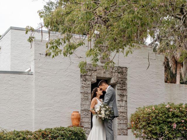 Clay and Julia's Wedding in Maitland, Florida 8