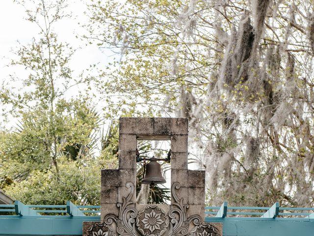 Clay and Julia's Wedding in Maitland, Florida 16