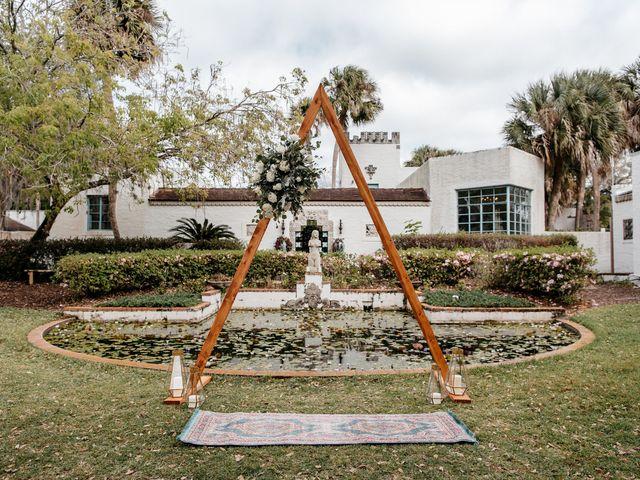 Clay and Julia's Wedding in Maitland, Florida 17