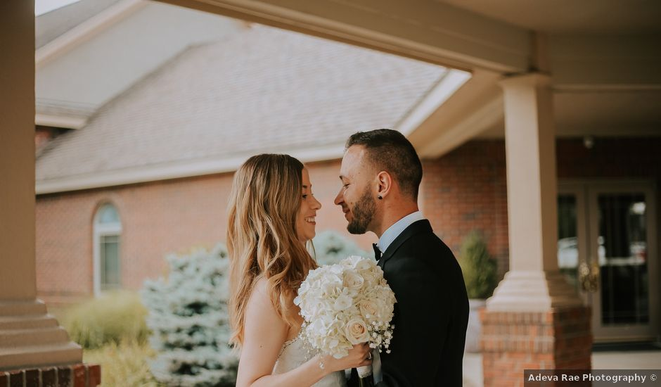 Gabriel and Andriana's Wedding in Dayton, Ohio