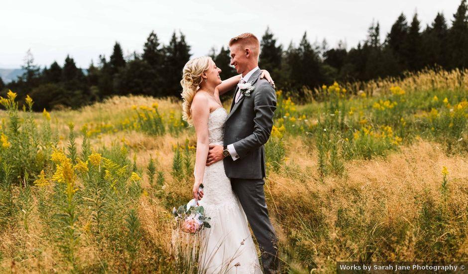 Jason and Kyla's Wedding in Vancouver, Washington