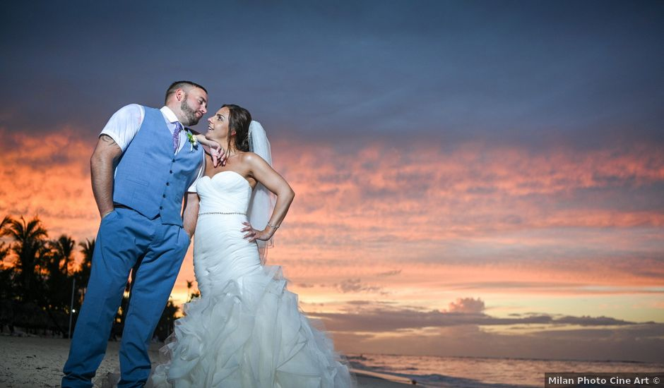Damon and Ellie's Wedding in Punta Cana, Dominican Republic