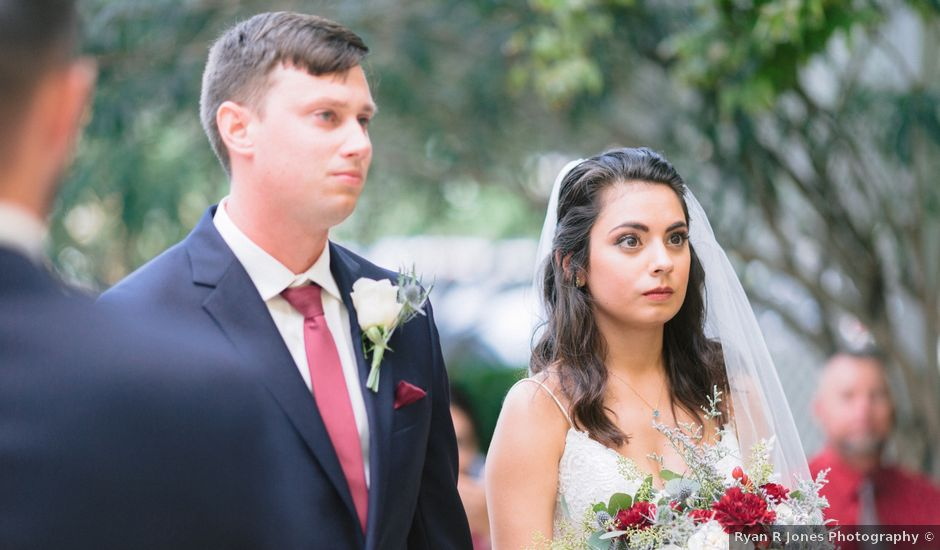 Jason and Rebekah's Wedding in Galveston, Texas