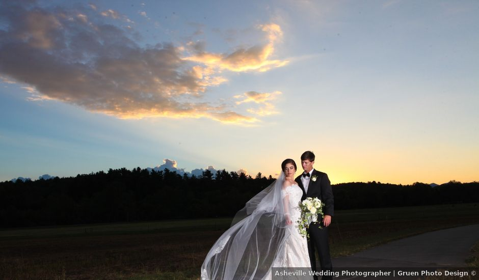Adam and Whitney's Wedding in Asheville, North Carolina