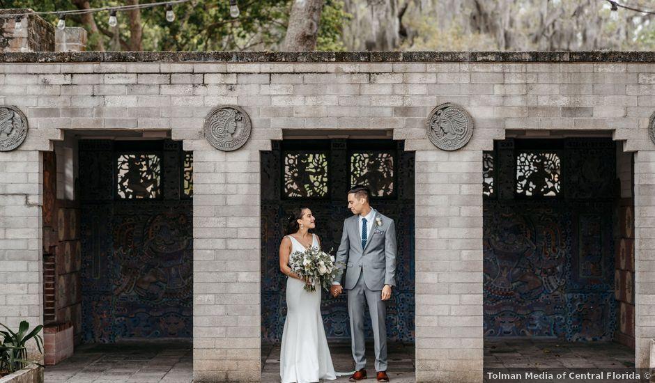 Clay and Julia's Wedding in Maitland, Florida