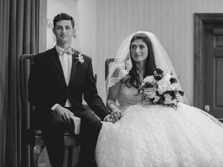 Alexandria and Aaron's Wedding in Middletown, Connecticut 3
