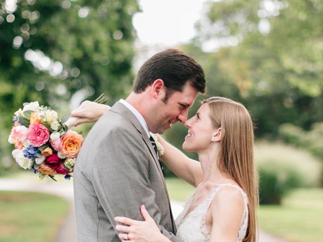 The wedding of Joshua and Rebecca