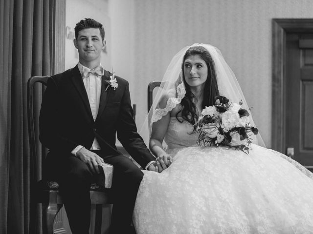 Alexandria and Aaron's Wedding in Middletown, Connecticut 4