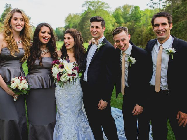 Alexandria and Aaron's Wedding in Middletown, Connecticut 7