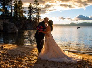 The wedding of Amy and Greg