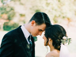 The wedding of Alex and Kim 2