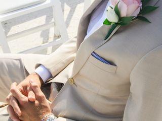 Mauro and Robin's Wedding in Malibu, California 3