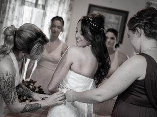 The wedding of Amanda and Michael 1