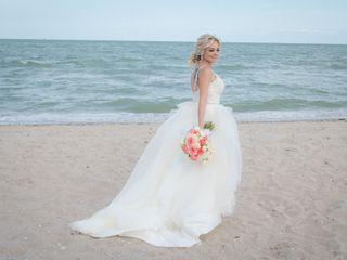 The wedding of Aaron and Kimberly 1