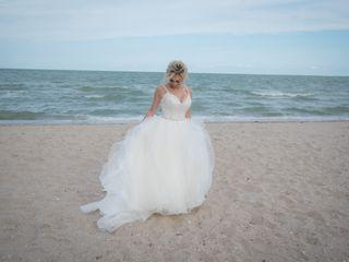 The wedding of Aaron and Kimberly 2