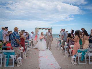 The wedding of Aaron and Kimberly 3