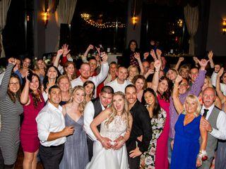 The wedding of Katelynn and David 2