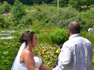 The wedding of Brooke  and Shane 3