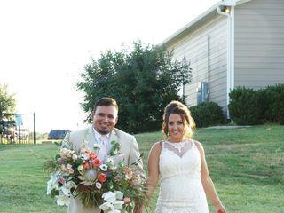 The wedding of Katelyn and Houston 1