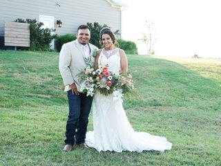 The wedding of Katelyn and Houston