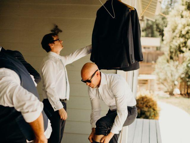 Trevor and Annie's Wedding in Santa Margarita, California 14