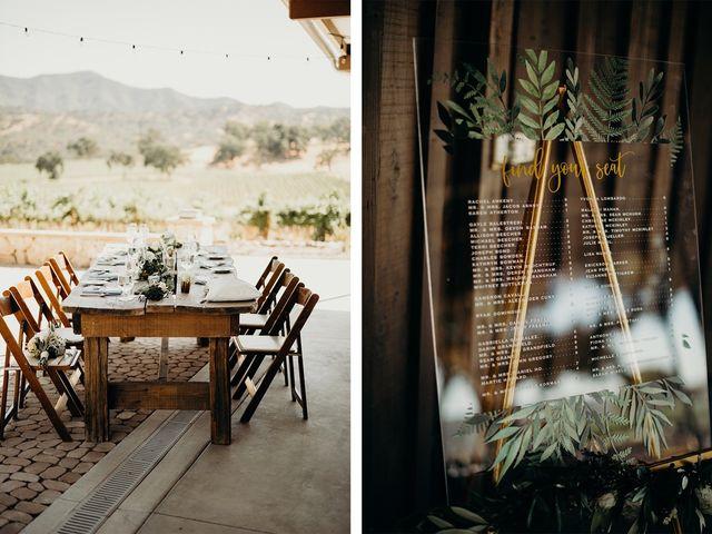 Trevor and Annie's Wedding in Santa Margarita, California 20