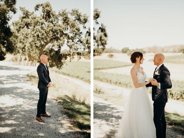 Trevor and Annie's Wedding in Santa Margarita, California 30