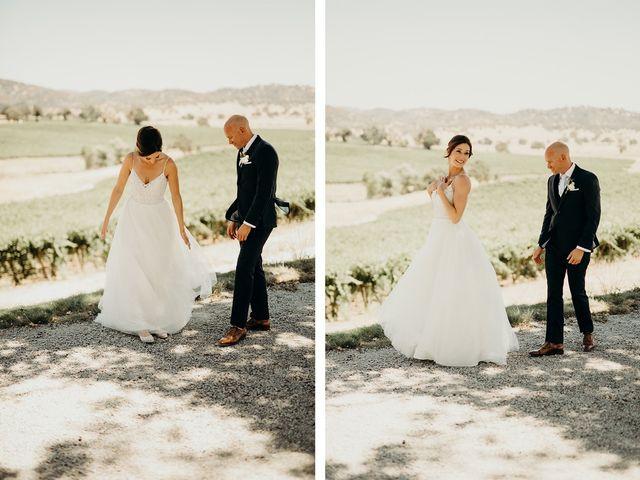 Trevor and Annie's Wedding in Santa Margarita, California 32