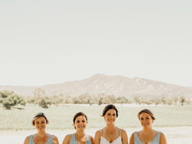 Trevor and Annie's Wedding in Santa Margarita, California 34