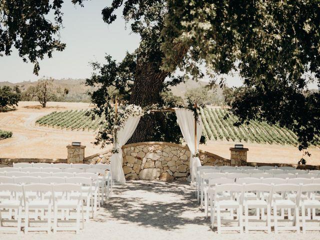 Trevor and Annie's Wedding in Santa Margarita, California 39