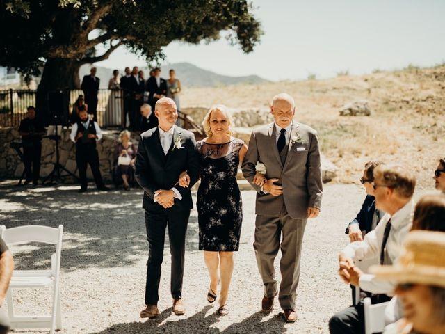 Trevor and Annie's Wedding in Santa Margarita, California 40
