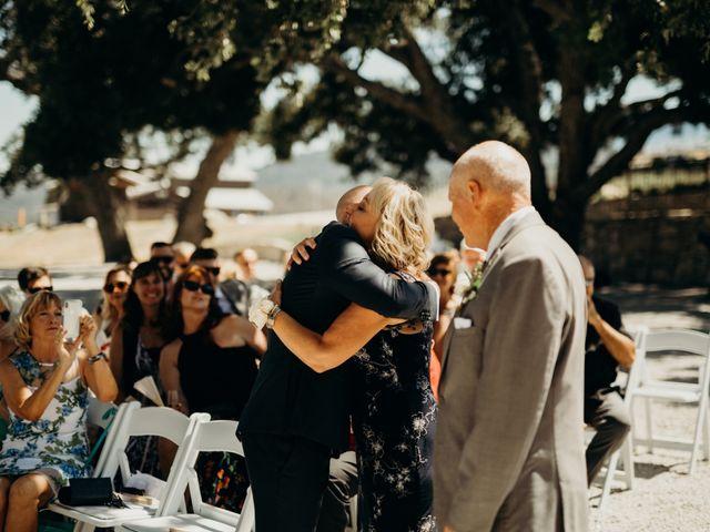 Trevor and Annie's Wedding in Santa Margarita, California 41