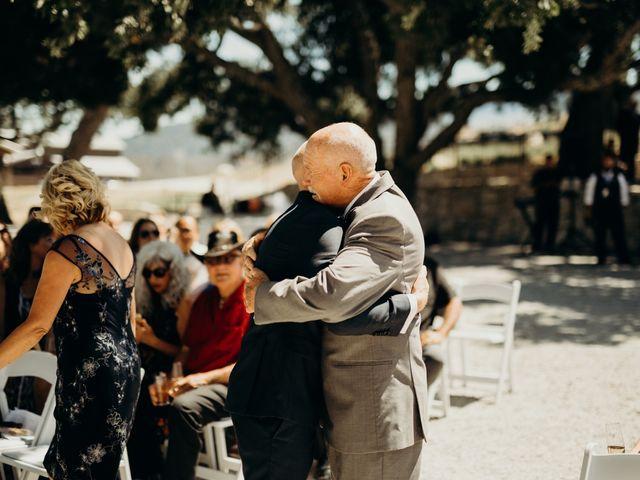 Trevor and Annie's Wedding in Santa Margarita, California 42