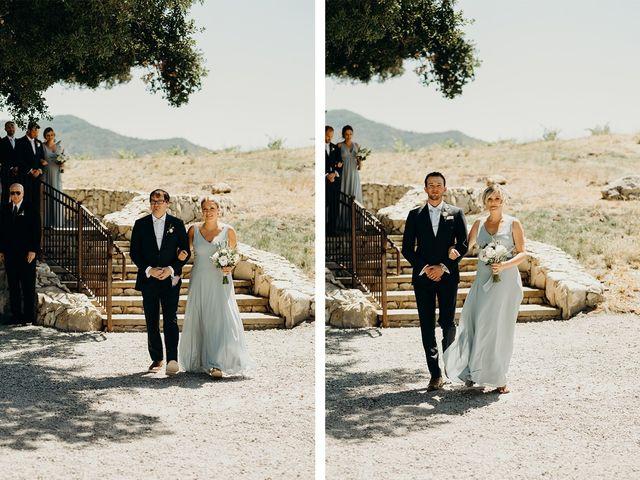 Trevor and Annie's Wedding in Santa Margarita, California 43