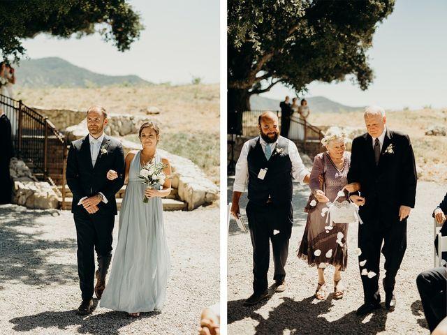 Trevor and Annie's Wedding in Santa Margarita, California 44