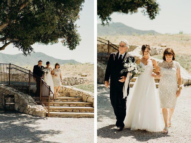 Trevor and Annie's Wedding in Santa Margarita, California 45