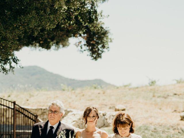 Trevor and Annie's Wedding in Santa Margarita, California 46