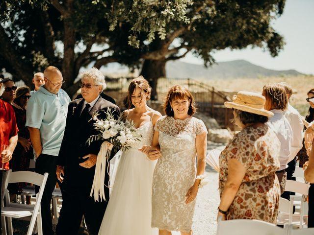 Trevor and Annie's Wedding in Santa Margarita, California 47