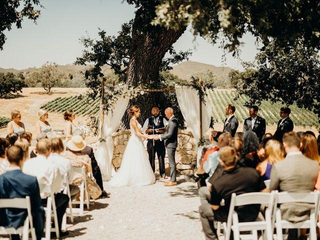 Trevor and Annie's Wedding in Santa Margarita, California 48