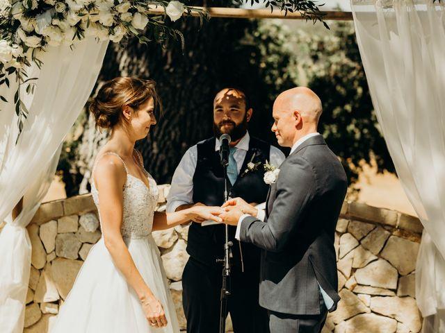 Trevor and Annie's Wedding in Santa Margarita, California 49