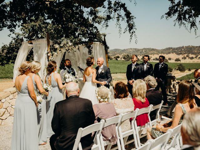 Trevor and Annie's Wedding in Santa Margarita, California 50