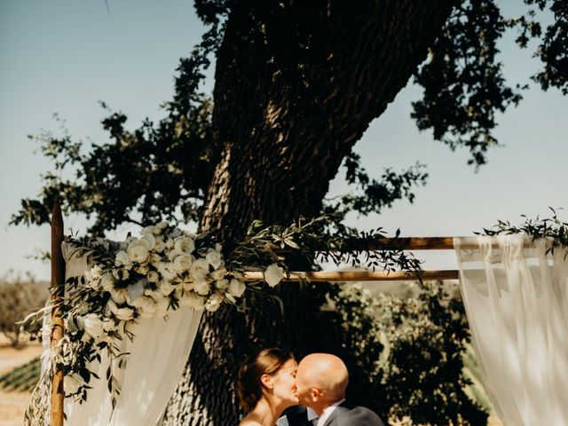 Trevor and Annie's Wedding in Santa Margarita, California 51